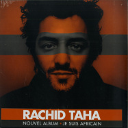 Front View : Rachid Taha - JE SUIS AFRICAIN (LP) - Naive / NV876706LP
