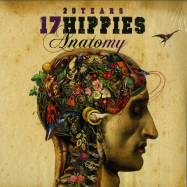Front View : 17 Hippies - ANATOMY (2LP) - Hipster Records / HIP 017LP