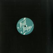 Front View : Ivaylo - RUMBA BULGARA EP - Full Pupp / FP067