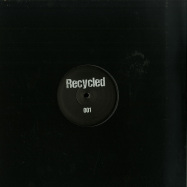Front View : Recycled - RECYCLED 001 (140 G VINYL) - Recycled / RCLD 001