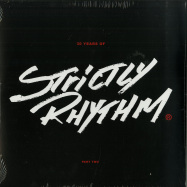 Front View : Mole People / DJ Sneak / Wamdue Project / Sole Fusion / Various Artists - 30 YEARS OF STRICTLY RHYTHM PART TWO (2LP) - Strictly Rhythm / SRCLASSICS07LP