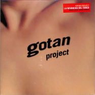 Front View : Gotan Project - LA REVANCHA DEL TANGO (180G 2LP / REISSUE) - Believe Digital / BLVM 6630LP