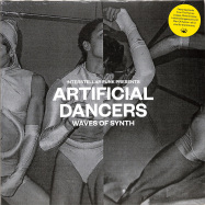 Front View : Interstellar Funk - ARTIFICIAL DANCERS - WAVES OF SYNTH (2LP) - Rush Hour / RHMC 005