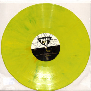 Front View : Sept - ULTIMATE SEDUCTION (YELLOW & GREEN VINYL) - Voxnox / VNR041