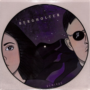 Front View : Bergholter - LIPS DONT CRY RMXS (ONE SIDED PICTURE DISC) - Acker Records / Acker Special 001