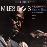 Front View : Miles Davis - KIND OF BLUE (LP) - Sony Music / 88875111921