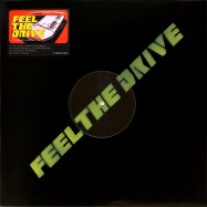 Front View : Various Artists - FTD4X4-01 - Feel The Drive Records / FTD4X4-01