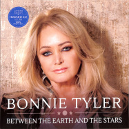 Front View : Bonnie Tyler - BETWEEN THE EARTH AND THE STARS (LTD BLUE 180G LP) - Earmusic / 0215189EMU