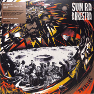 Front View : Sun Ra Arkestra - SWIRLING (LTD GOLD 2LP) - Strut / STRUT153LPC / 05200161