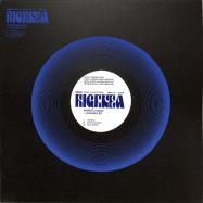 Front View : Amadeo Savio - HIGHKEA EP - Sinial / SMS001