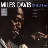 Front View : Miles Davis - KIND OF BLUE (180G LP) - DOL / DOL725H