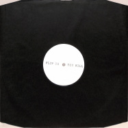 Front View : Unknown - YOU WILL (TRANSPARENT / VINYL ONLY) - FLIP / FLIP03