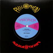 Front View : Jimi Tenor - MYSTERIA (ELECTRIC REMIX) (7 INCH) - Variophon / VA45001