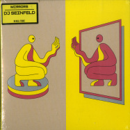 Front View : DJ Seinfeld - MIRRORS (CD) - Ninja Tune / ZENCD274