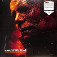 Front View : John Carpenter / Cody Carpenter / Daniel Davies - HALLOWEEN KILLS O.S.T. (LP) - Sacred Bones / SBR263 / 00148373