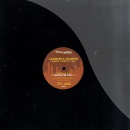 Front View : Landberg & Jacobson - EIGHT TWENTY SIX - Railyard Recordings / ryr012
