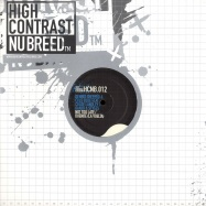 Front View : Danjo & Styles/ Sheperd & Cold Blue - DUENDE 2009 - High Contrast Nubreed / Hcnb012