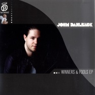 Front View : John Dahlbaeck - WINNERS AND FOOLS EP - Paradise090