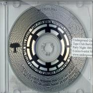 TAPE CLUB PRESENTS UQ (CD)