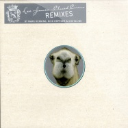Front View : Lee Jones - CLOSED CIRCUS REMIXES - Cityfox / CF004RMX