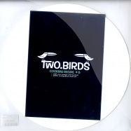 Front View : Patrick Chardronnet - RHYTHM & SOUL (INCL. JACKMATE RMX) (COLOURED 10 INCH) - Twobirds / Twobirds0056
