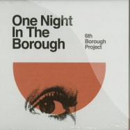 Front View : 6th Borough Project - ONE NIGHT IN THE BOROUGH (CD) - Delusions Of Grandeur / dogcd001
