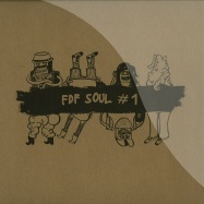 FDF SOUL 1 (GREY MARBLED)