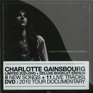 STAGE WHISPER (2XCD +DVD +DELUXE BOOKLE EDITION)
