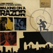 Front View : Lewis Parker - WALKING ON A RAZOR (LP) - King Underground / ku/wodv-004