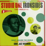 STUDIO ONE IRONSIDES (2X12 LP)