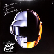 Front View : Daft Punk - RANDOM ACCESS MEMORIES (180G 2X12 LP + MP3) - Columbia / 88883716861