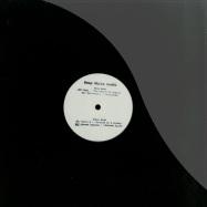 Front View : Various Artists - SWAP WHITE LTD 01 (180G VINYL) (VINYL ONLY) - Swap White Ltd / SWLTD01