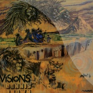 VISIONS OF DENNIS BROWN  (LP)