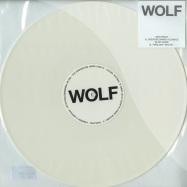 Front View : Creative Swing Alliance / Thrilogy - WOLFW002 (WHITE VINYL) - Wolf Music / Wolfw002