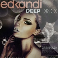Front View : Various Artists - HED KANDI DEEP DISCO (2XCD) - Hed Kandi / hedk141