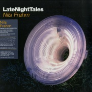 Front View : Nils Frahm - LATE NIGHT TALES (WHITE 180G 2X12 LP, + MP3) - Late Night Tales / ALNLP42w