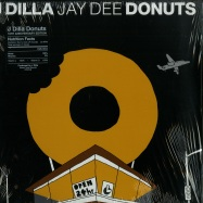 DONUTS (10TH ANNIVERSARY GATEFOLD EDITION) (2X12 LP)