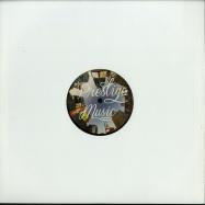 Front View : Nymfo - GLASS EYES / MODERN WORLD / DIVIDING - Prestige Music / PMG014