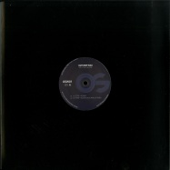 Front View : Outstrip - ROMUN EP (VINYL ONLY) - Outstrip Wax / OSW01