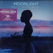 Front View : Nicholas Britell - MOONLIGHT O.S.T. (BLUE 180G LP) - Invada / INV187LP / 39142291