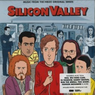 Front View : Various Artists - SILICON VALLEY - MUSIC FROM THE HBO SERIES (LTD RED LP + MP3 - Mass Appeal / MSAP0043LP