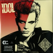 Front View : Billy Idol - IDOLIZE YOURSELF (THE VERY BEST OF) (180G 2X12 LP + MP3) - Capitol / 5736353