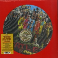 Front View : The Beatles - SGT. PEPPERS LONELY HEARTS CLUB BAND - ANNIVERSARY EDITION (PIC DISC LP) - Universal / 6709835