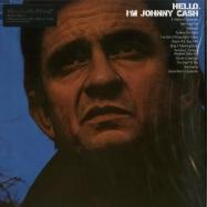 Front View : Johnny Cash - HELLO, I M JOHNNY CASH (180G LP) - Music on Vinyl / MOVLP585