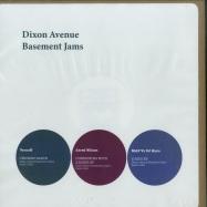 Front View : Vernon, Jared Wilson, MAP vs DJ Haus - DIXON AVENUE BASEMENT JAMS SALES PACK (3X12 INCH) - Dixon Avenue Basement Jams / DABJSP001