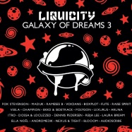 Front View : Various Artists - GALAXY OF DREAMS 3 (CD) - Liquicity Records / LIQUICITYCOMP011