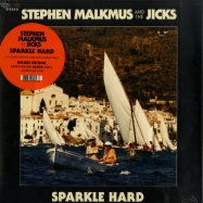 Front View : Stephen Malkmus & The Jicks - SPARKLE HARD (LTD SILVER 180G LP + MP3) - Domino Records / WIGLP429X