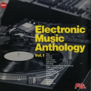 Front View : Various Artists - ELECTRONIC MUSIC ANTHOLOGY 01 (2LP) - Wagram / 3358776 / 05169321