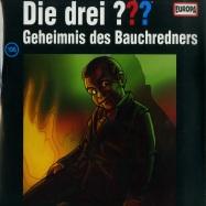 Front View : Die drei ??? - GEHEIMNIS DES BAUCHREDNERS (2LP) - Europa / 88985467171