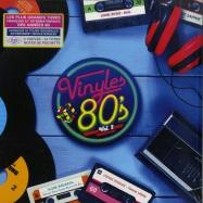 Front View : Various Artists - VINYLES 80S VOL. 2 (180G 2LP) - Wagram / 3356376 / 05166641